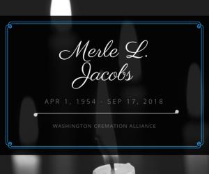 Merle L. Jacobs