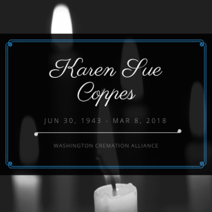 Karen Sue Coppes Obituary