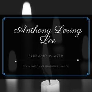 Anthony L. Lee