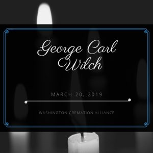 George C. Wilch