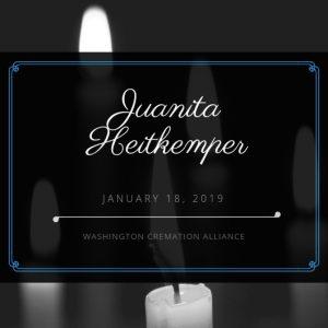 Juanita Heitkemper