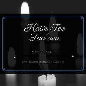 Katie T. Tau'ava