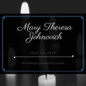 Mary Theresa Johnovich