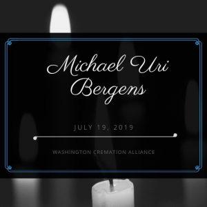 Michael Uri Bergens