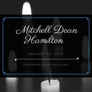 Mitchell D. Hamilton