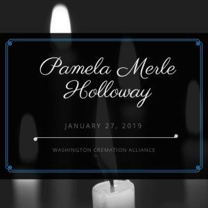 Pamela M. Holloway
