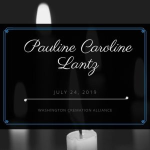 Pauline Caroline Lantz