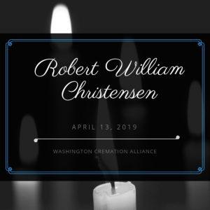 Robert W. Christensen