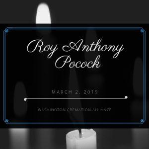 Roy A. Pocock