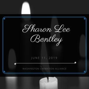 Sharon Lee Bentley