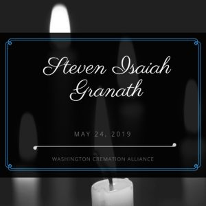 Steven Isaiah Granath