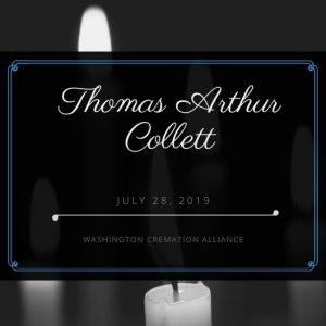 Thomas Arthur Collett