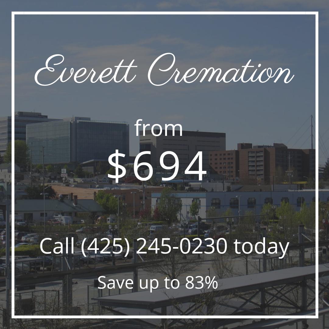 Everett Cremation - Washington Cremation Society, Everett, WA Cremation Services