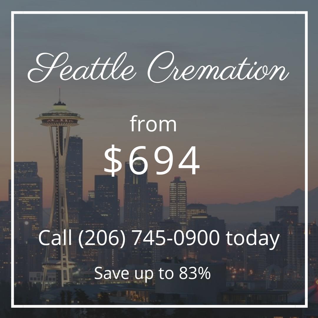 Seattle Cremation - Washington Cremation Society, Seattle, WA Cremation Services